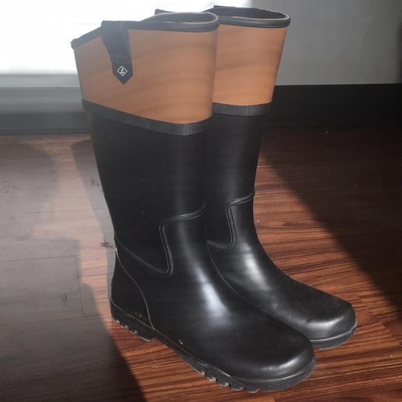 Sperry Topsider Nellie Kate Rain Boot